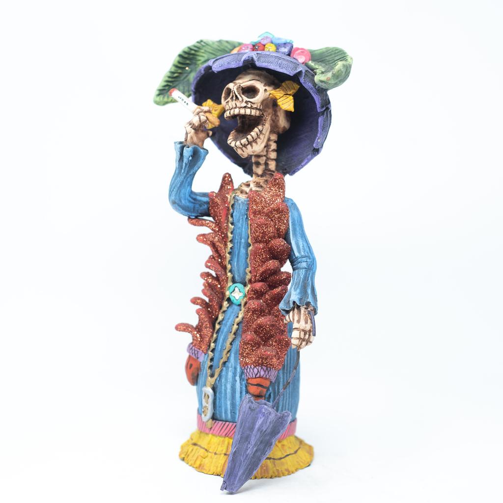 Dia de los Muertos Skeleton by Jose Juan Garcia Aguilar